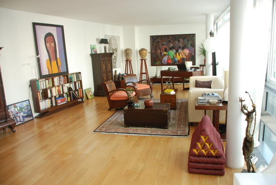 Delightful Superb Apartment To Rent In Geneva Daily/wkly Picture