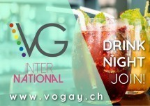 VoGay International - Drink Night - Friday May 25