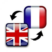 The English-French exchange at Café-Rest. \