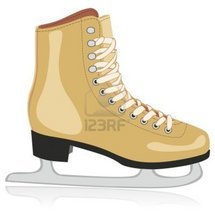 On Ice Skate Disco Picture