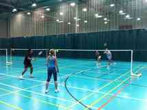 Badminton - Plainpalais Friday 4.1. 7-9 Picture
