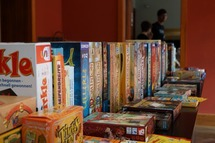 Playing board games for free