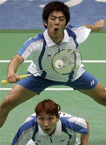 Badminton All Levels - 7 to 9pm in VERNIER