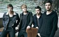 Kodaline @Das Zelt in Interlaken