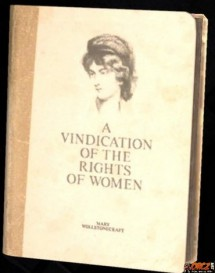 Book 96: A Vindication of the Rights of Woman