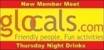 glocals ZH - Monthly New Members Meet + Thursday Drinks