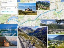 driver & 'co pilot' required for free trans swiss tour
