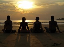 Natural meditation, beginners and advanced