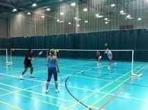 Badminton - Plainpalais Friday 7-9pm All Levels