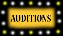 Auditions for \