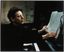 Free ticket for the Philip Glass concert