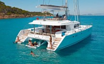 Caribbean Catamaran New Year Cruise - 2 Weeks
