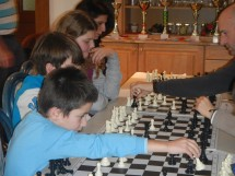 5th Amateur Intergenerational Chess Tournament Chambésy
