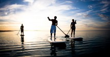 Stand Up Paddle - Plage du Reposoir