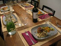 Hopping Dinner for Singles - Cook with us!