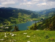 Hike from Lac Noir to Charmey (Fribourg)