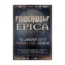 Symphonic Metal concert with Epica & Powerwolf Picture