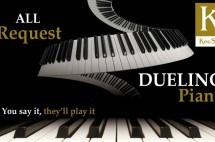 Dueling of Pianos at King Size