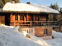 Snowshoehike to Monts Chevreuils