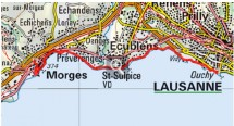 Lausanne to Morges Walk Picture
