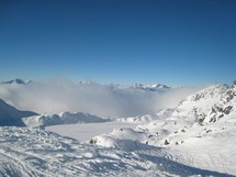 Sat 25thMarch Skiing in Verbier - meet Le Chable 08.50