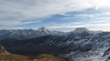 Hiking Weekend- Le Basset and Col Ferret