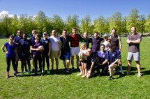 Social Sunday Touch Rugby