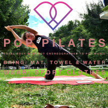 POP Pilates near the lake Picture