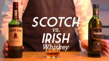 Women Who Whiskey - Irish vs. Scottish Whisky