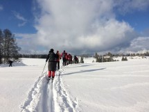 Open the XC-skiing seaso (for beginners too) Picture