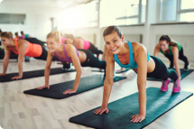 Discover Pilates (all levels)