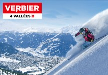 One day ski in Verbier