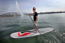 Stand up paddle - Tropical Corner