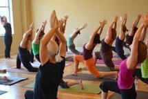 Yoga with Rania - free class - all donation for ARFEC