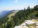 Spring hike on Mt Salève - The path of \