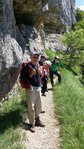 Spring hike on Mt Salève - The Great Gorge Photo