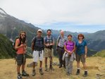 Hiking to Col de Tricot (2120m), St Gervais Photo