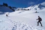 Snowshoeing to Col de l'Aup Couti (1812m) Photo