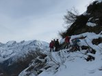 Snowshoeing to Mont Lachat de Saint Gervais (2115m) Photo