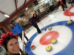 Curling initiation Photo