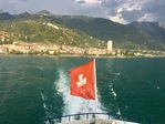 Afterwork cruise/lake Léman w/our own drinks/appetizers Photo