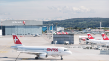 SR Technics Maintenance Tour - Zurich Airport