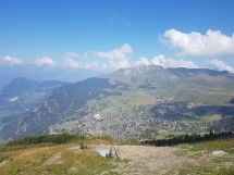 Le Chable to Fionnay hike
