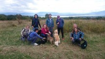 Hiking with dogs -September Edition - Mont Mussy, FR