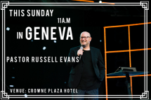 Planetshakers International Guest Speaker Event