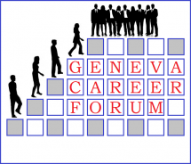 Geneva Career Forum: next session Monday 19-Nov-2018