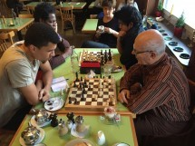 Amical Chess Club Picture