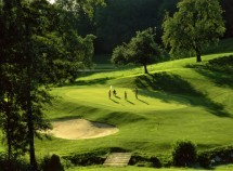 18 holes at Otelfingen GC Picture