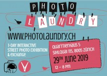 Photo Laundry2019 - Interactive Street Photo Exhibition Picture
