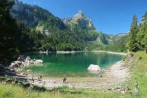 Hike in Lac de Tanay (and maybe Grammont)